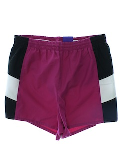 1980's Mens Swim Shorts