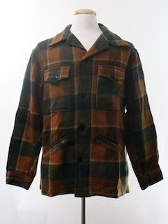 1970's Mens CPO Jacket
