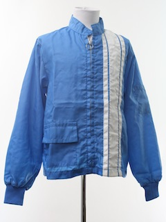 1970's Mens/Boys Racing Jacket