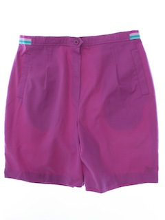 1990's Womens Wicked 90s Tennis Shorts