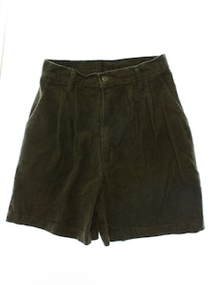 1990's Womens Wicked 90s Corduroy Shorts
