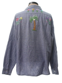 1970's Unisex Hippie Shirt