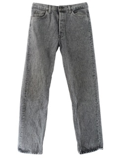 1990's Mens Wicked 90s Stone Washed Jeans Pants
