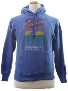 1980's Unisex Totally 80s Sweatshirt