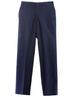 1960's Mens Wool Slacks Pants