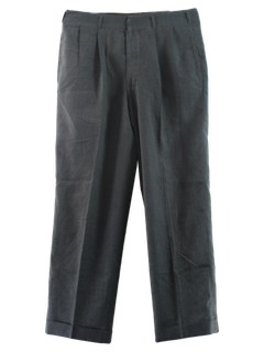 1950's Mens Slacks Pants