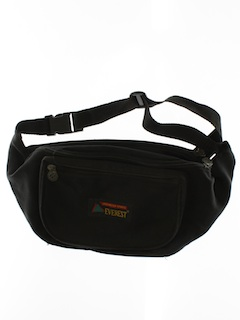 1990's Unisex Accessories - Fanny Pack