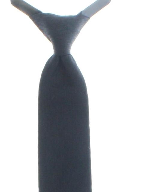 1950's Mens Skinny Rockabilly Clip-On Necktie