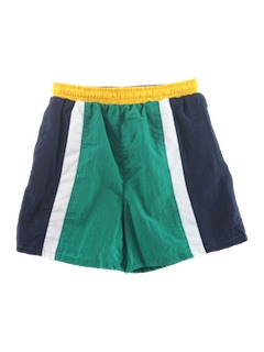 1990's Mens/Boys Swim Shorts