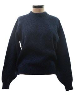 1980's Womens Wool Sweater