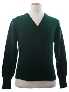 1970's Mens or Boys Sweater