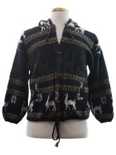 1980's Unisex Hippie Style Jacket