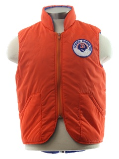 1990's Mens/Boys Ski Vest Jacket