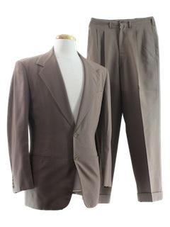 1940's Mens 40s Suit