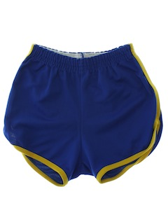 1970's Mens Gym Shorts