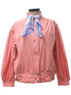 1980's Womens Members Only Jacket