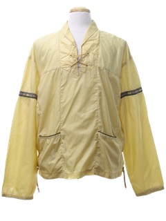 1970's Mens Hippie Style Windbreaker Jacket