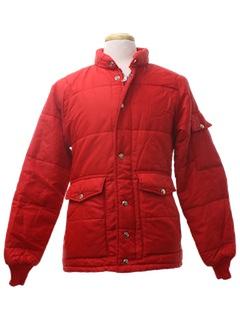 1970's Mens Ski Style Jacket