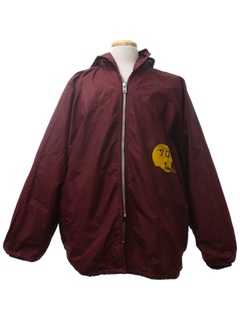 1970's Mens Windbreaker Style Jacket