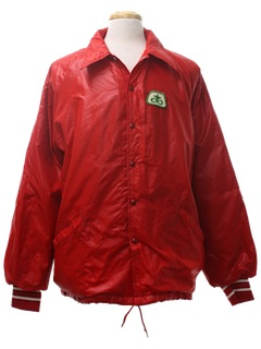 1970's Mens Windbreaker Style Work Jacket