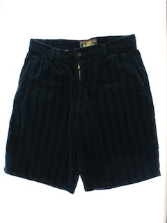 1980's Mens Corduroy Saturday Shorts