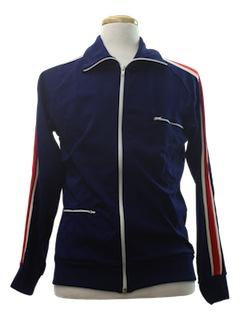 1960's Mens Track Jacket