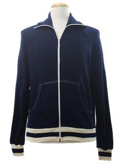 1970's Mens Track Jacket
