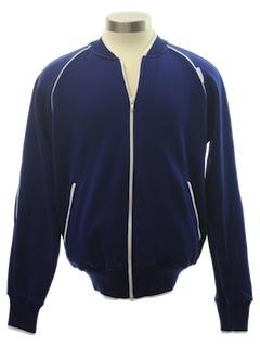 1980's Unisex Track Jacket