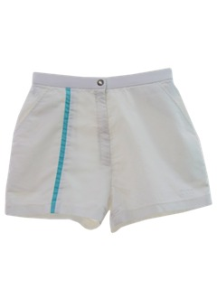 1990's Womens Tennis Shorts