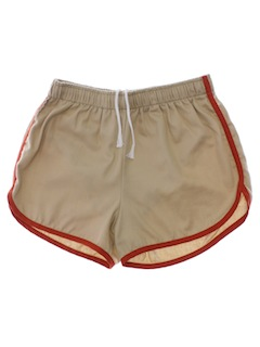 1980's Mens Boys Sport/Gym Shorts
