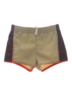 1970's Mens/Boys Swim Shorts