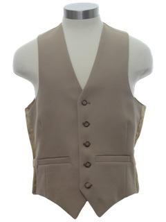 1970's Mens Vest