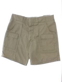 1970's Mens Cargo Shorts