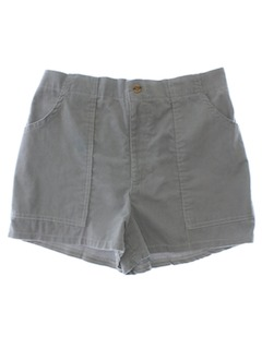 1980's Mens Ocean Pacific Style Corduroy Shorts