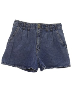 1990's Womens Wicked 90s Denim Shorts