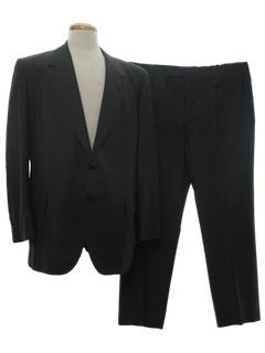1980's Mens 80s Suit