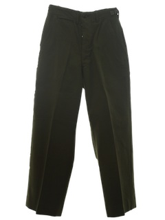 1940's Mens US Army Wool Uniform Pants