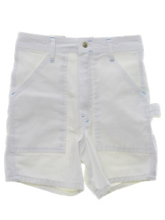 1980's Mens Utility Shorts