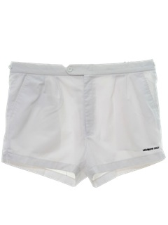 1980's Mens Totally 80s Members Only Shorts