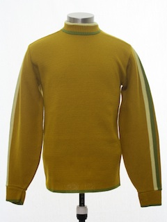 1960's Mens/Boys Mod Ski Sweater