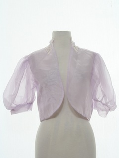 1960's Womens Lingerie Bed Shirt