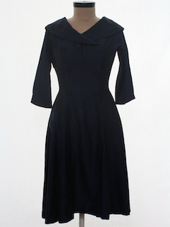 1950's Womens Fab Fifties Dress