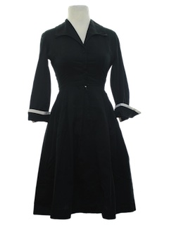 1950's Womens Mini Dress