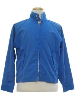 1960's Mens Golf Jacket