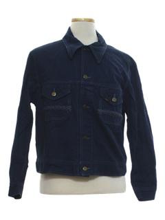 1970's Mens Western Jacket