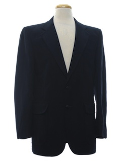 1970's Mens Sports Blazer Jacket
