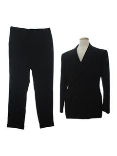 1940's Mens Combo 40s Suit