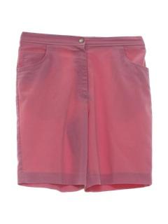 1990's Womens Shorts