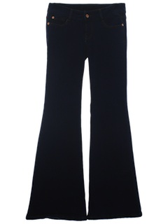 1970's Womens Bellbottom Jeans Pants