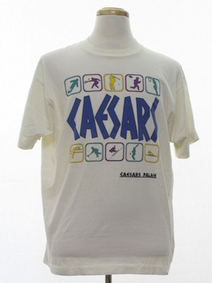 1990's Unisex Travel or Tourist T-Shirt
